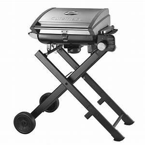 Petit Barbecue Électrique : barbecue lectrique gaz sur pieds cuisinart bq400e ~ Farleysfitness.com Idées de Décoration