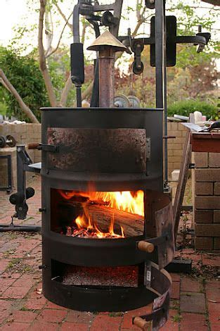 gallon drum fire google search wood burner wood stove