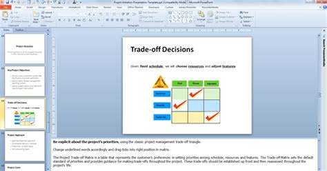 agile project planning template  powerpoint