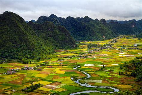 Bac Son Rice Field   Lang Son province, Vietnam   Hoang ...