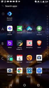 Microsoft Updates Its Android Launcher with Several New ...