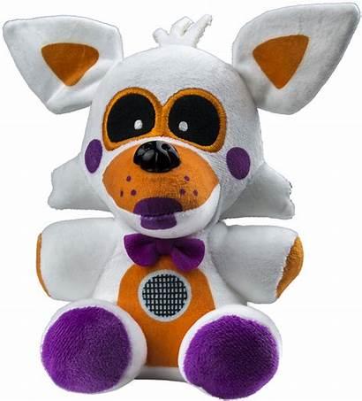 Plush Fnaf Lolbit Freddy Toy Plushies Foxy