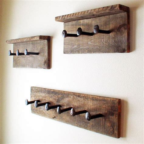 rustic coat rack rustic coat rack with shelf woodworking projects plans