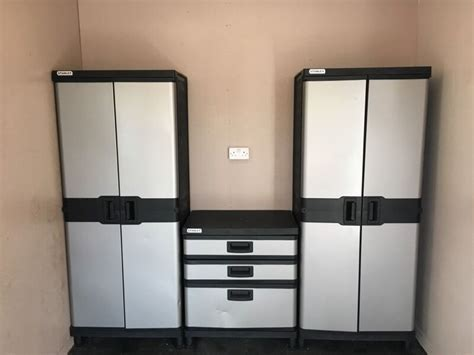 Stanley Tool Cupboard by Stanley Garage Storage Cabinets Listitdallas