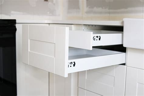 kitchen base cabinets with drawers ikea how to design and install ikea sektion kitchen cabinets