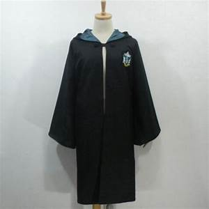 harry potter youth adult robe cloak gryffindor slytherin With robe gogo