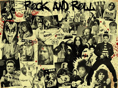 Music Styles  Rock N'roll  Esl Resources