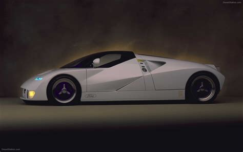 ford gt concept car  widescreen exotic car photo