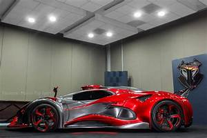 New Mexican Inferno Supercar Revealed with 1,400 hp - GTspirit