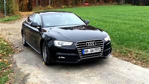 Audi A5 2015 : 2015 audi a5 sportback sline 2 0 tdi 190 hp test drive youtube ~ Melissatoandfro.com Idées de Décoration