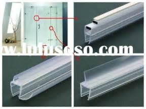 Frameless Shower Door Seal Replacement