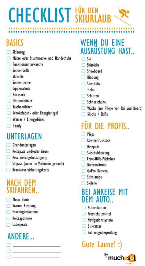 Checkliste Urlaub Alles Im Gepaeck by 220 Ber 1 000 Ideen Zu Reise Hacks Auf Reisen