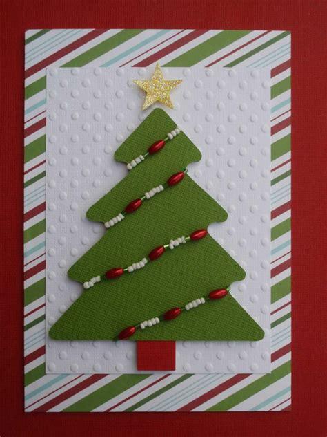 ideen weihnachtskarten basteln 32 weihnachtskarten basteln als f 252 r die diy weihnachtsdeko