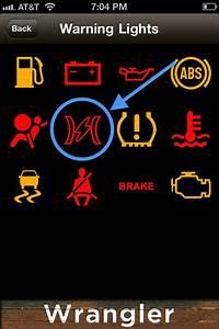 2017 Jeep Grand Cherokee Dashboard Symbols