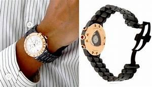 Vente Privée Montre Homme : montre mauboussin noire or rose ~ Melissatoandfro.com Idées de Décoration