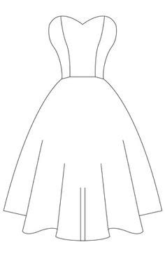 dress template 1000 images about dress pattern on dress patterns vintage dress patterns and