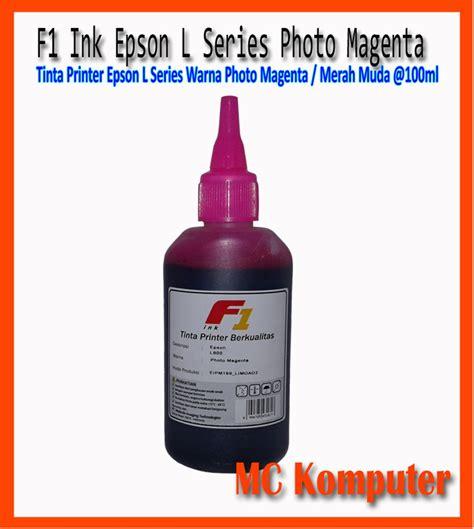 jual f1 ink tinta refill for printer epson l series photo