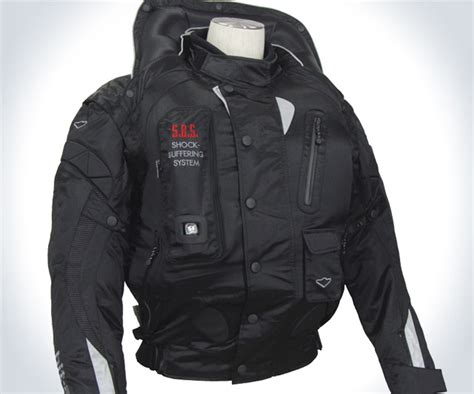 Motorcycle Gear : Airbag Motorcycle Jackets