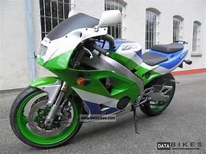 1992 Kawasaki Zxr400