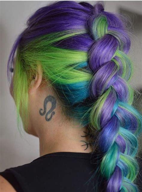 Vibrant Hair best 25 vibrant hair colors ideas on velvet