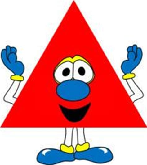 Triangle Template For Kid Craft by 9 Best Images About Triangle Craft On Pinterest Crafts
