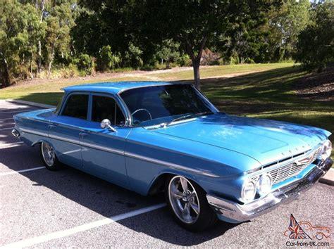 Chevrolet Australia by Chevrolet Belair 1961 Rhd Australian Assembled