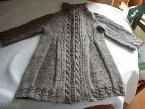 Un abrigo para niña El blog de tejeme