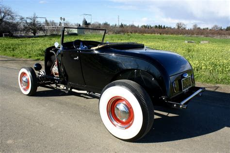 Model A Ford For Sale by 1929 Ford Model A Roadster For Sale