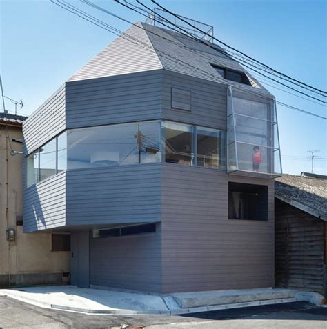 japanese house facade the japanese way of enhancing living space house in matsubara freshome com