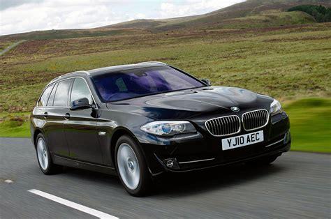 BMW 520d Touring SE review   Autocar