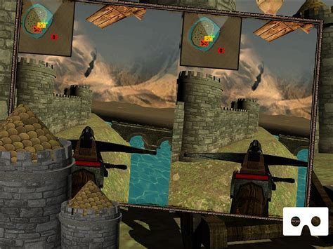 siege defence siege defense vr play の android アプリ