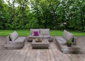 garden impressions polyrattan loungegruppe zwolle inkl With katzennetz balkon mit garden impressions händler