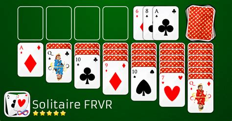 how to play solitaire play solitaire frvr klondike solitaire