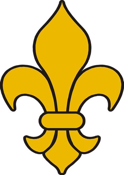 Fleur De Lis Decoration Symbol · Free vector graphic on ...
