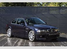 2004 BMW M3 E46 Coupe Manual ONLY 8,800 Miles For Sale