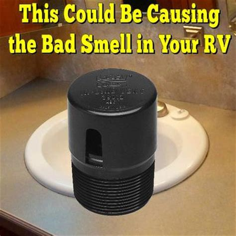 bad smell from bathroom sink bad odor coming from my rv 39 s bathroom sink cabinet