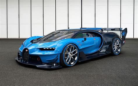 2015 Bugatti Vision Gran Turismo