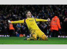 West Ham United 22 Everton AET 98 pens LIVE Adrian