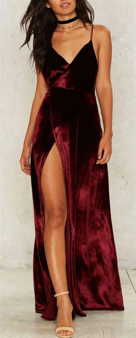 Top 25+ Best Red Velvet Dress Ideas On Pinterest | Velvet Dresses within Red Velvet Prom Dress ...