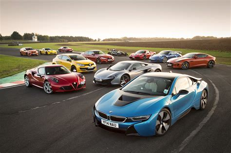 Autocar Picks Britain's Best Driver's Car