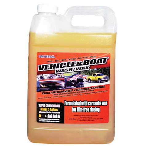 Menards Boat Wax vehicle and boat wash wax concentrate at menards 174