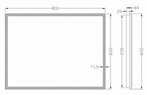 Spiegel 80 X 60 : wb quatro led condensvrije spiegel 80 x 60 megadump ~ Bigdaddyawards.com Haus und Dekorationen