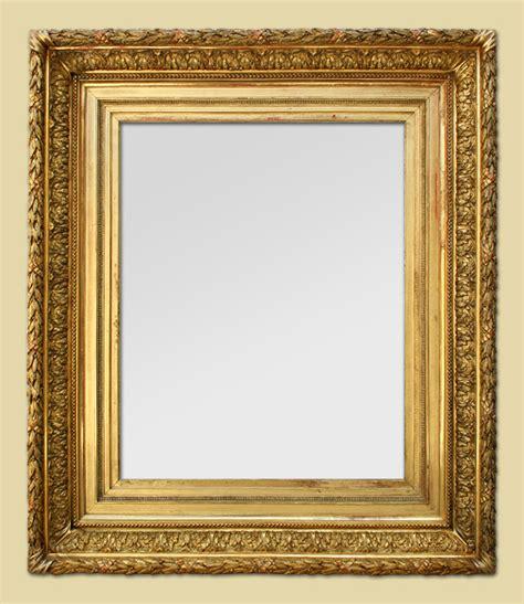 miroirs anciens bois dore cadre miroir ancien dor 233 224 l or