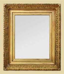 Miroir Ancien Le Bon Coin : cadre en bois ancien id e inspirante pour la conception de la maison ~ Teatrodelosmanantiales.com Idées de Décoration