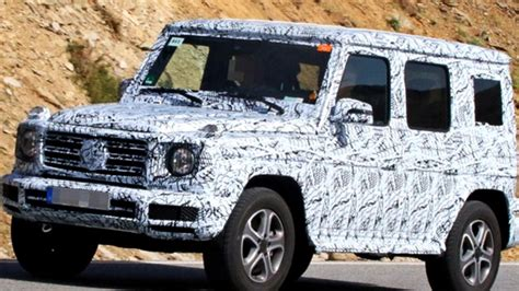 Mercedes 2019 G Wagon by 2019 Mercedes G Wagon G Class Price Release Specs