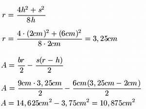 Kreisabschnitt Berechnen : kreisabschnitt kreissegment ~ Themetempest.com Abrechnung