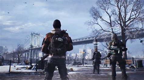 bureau gaming tom clancy 39 s the division official gameplay e3 2013