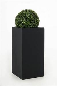 Pflanzkübel Fiberglas Rostoptik : blumenk bel pflanzk bel fiberglas block 80 cm anthrazit ~ Sanjose-hotels-ca.com Haus und Dekorationen