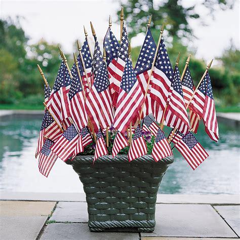 creative ways  display  american flag martha stewart