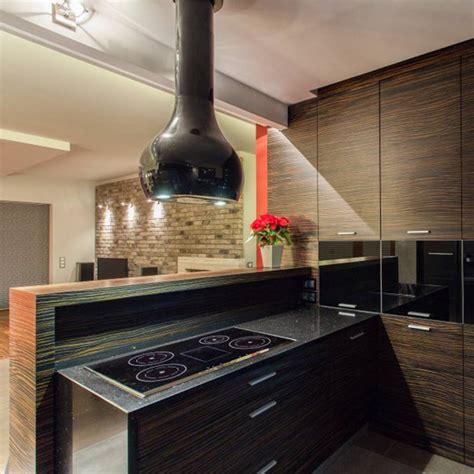 ebony kitchen installation ediss construction remodeling